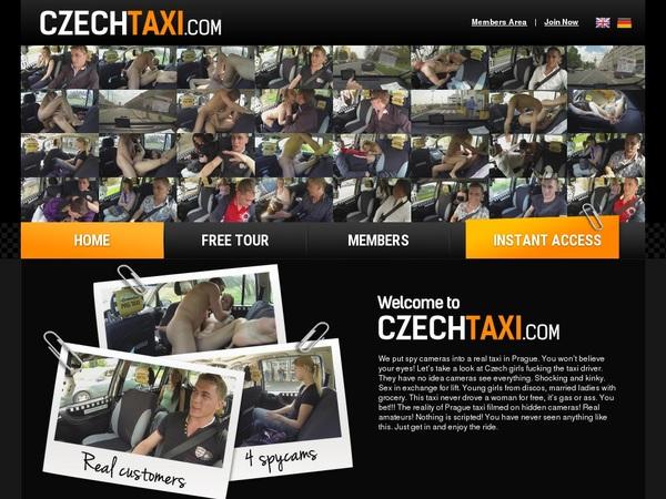 Access Czechtaxi Free