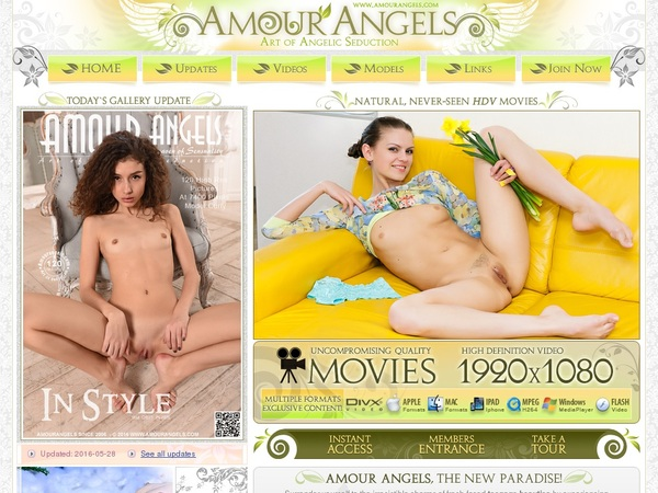 Amour Angels Passwords Free