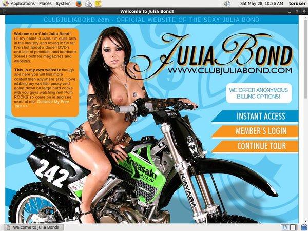 Clubjuliabond With Amex
