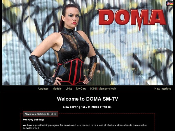 Doma-sm-tv.de Accounts Working