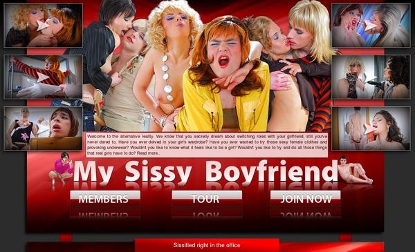 Free Account Of My Sissy Boyfriend