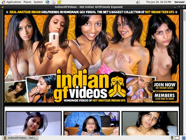 Indian GF Videos Discount Account