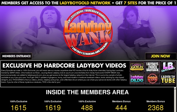 Ladyboywank.com Women