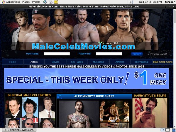 Male Celeb Movies Join Now