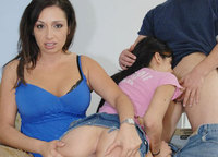 Moms Teaching Teens mom and teen