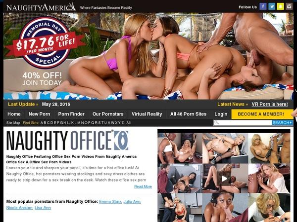 Naughtyoffice.com Logins Free
