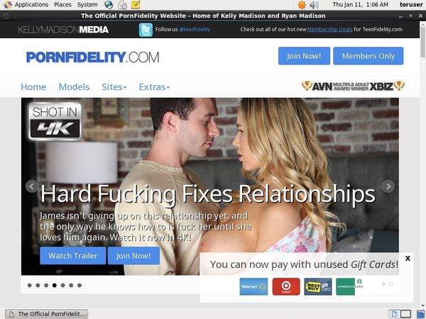 Pornfidelity Rocketpay