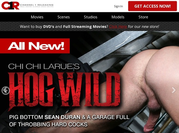 C1R: Channel1Releasing Porno