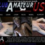 Club Amateur USA Join Page