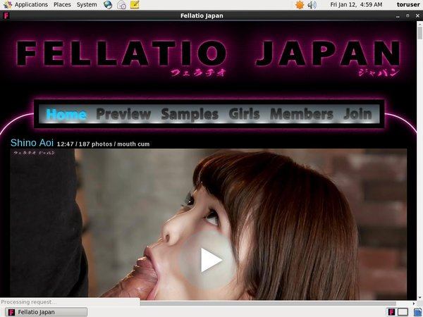 Fellatio Japan Discount