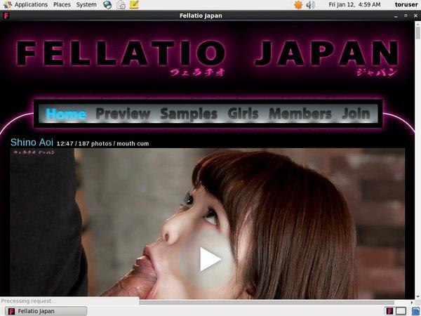 Fellatiojapan.com Netcash