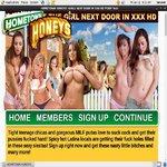 Hometown Honeys With EUDebit