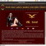 Princess Fatale Passwords 2017