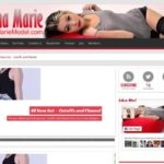 Rainamariemodel.com Buy Points