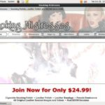 Smoking Mistresses Free Login