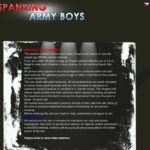 Spankingarmyboys.com With EUDebit