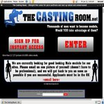 The Casting Room First Auditions
