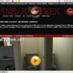 Sneaky Peek X
