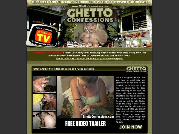 Ghetto Confessions Bill Ccbill Com