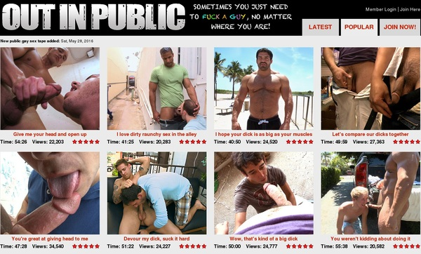Outinpublic Android