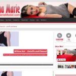 Rainamariemodel.com Accont