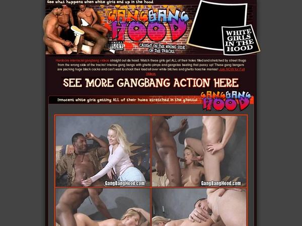 Gangbanghood Pass Free