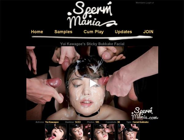 Free Sperm Mania Movie