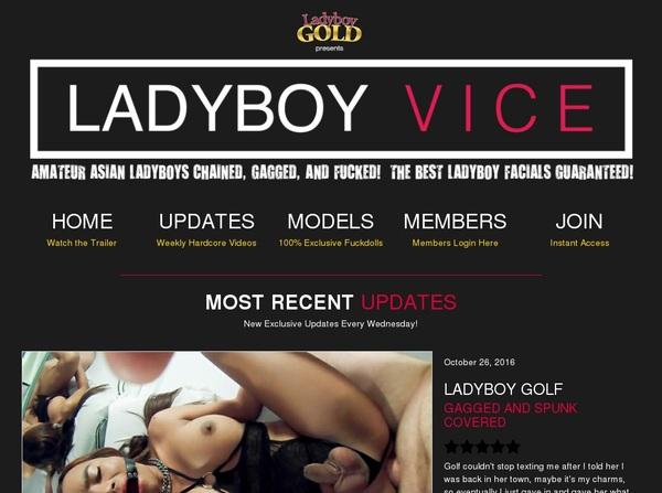 Ladyboyvice Hack Account