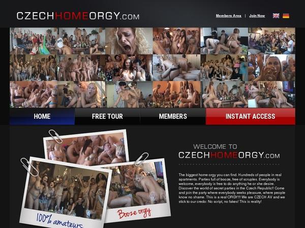 Czechhomeorgy.com Ccbill
