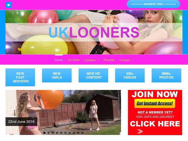 UK Looners Sale