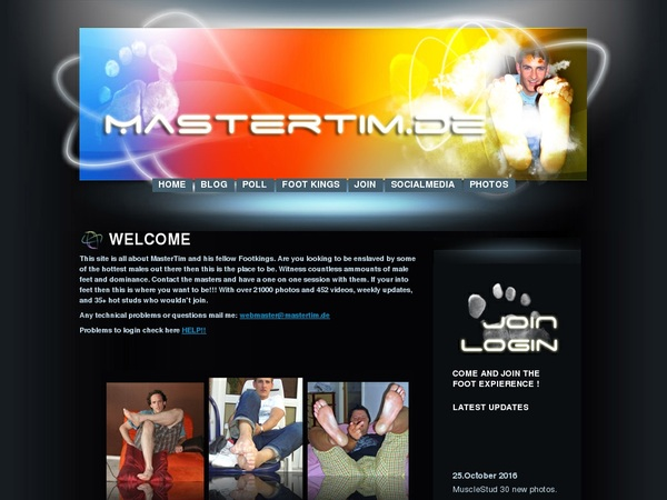 Master Tim Pay Using