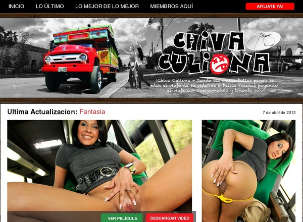 Account For Chiva Culiona Free