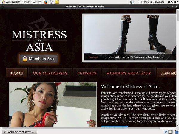 Mistress Of Asia Best Videos