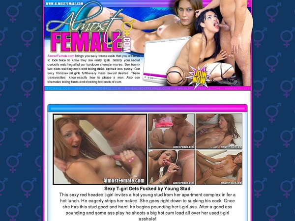 Almostfemale Clips For Sale
