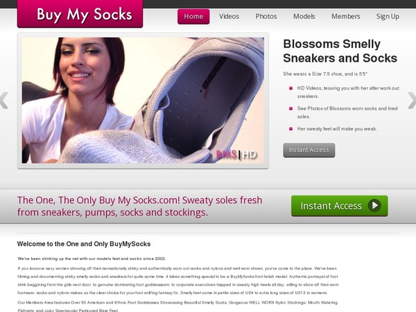How To Get Free Buymysocks.com Accounts