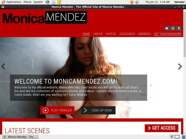 Monicamendez.com 사용자 이름