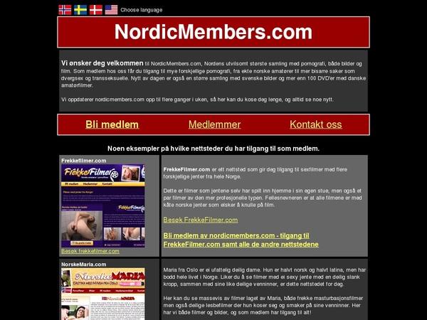 Nordic Members Teen
