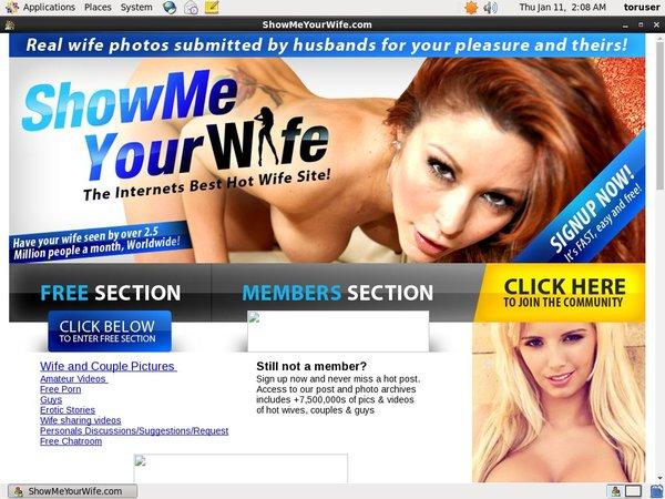 Show Me Your Wife Clip Cash