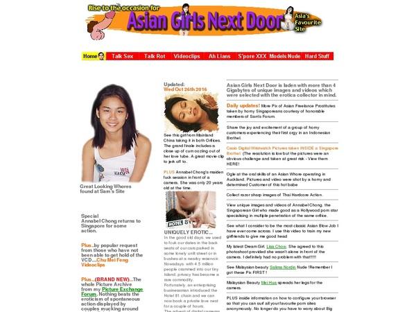 Asian Girls Next Door Discount Price