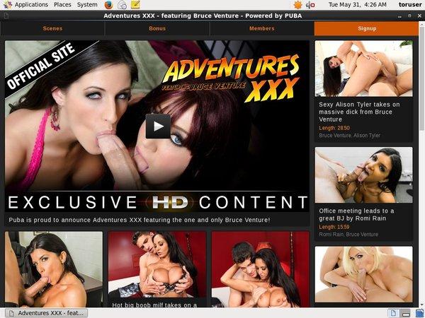 Adventures XXX Promo Code
